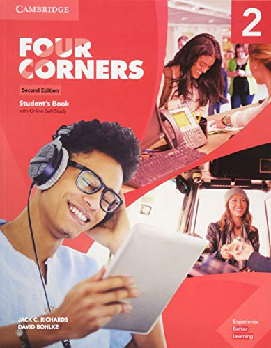 Four Corners Level 2 Student's Book with Online Self-Study