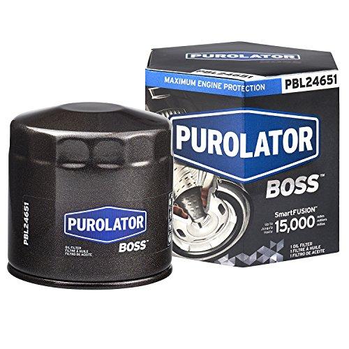 Purolator PBL24651 PurolatorBOSS Maximum Engine Protection Spin On Oil Filter