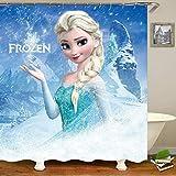 Cortina Frozen Disney Brave Herding 6679082001215 140 x 160 cm