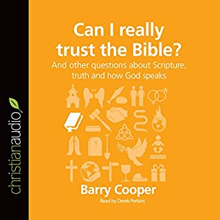 Can I Really Trust the Bible? (Series: Questions Christians Ask) cover art