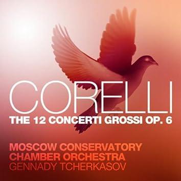 Corelli: The 12 Concerti Grossi Op. 6