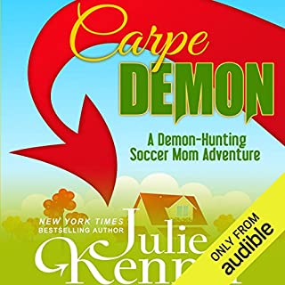 Carpe Demon                   By:                                                                                                                                 Julie Kenner                               Narrated by:                                                                                                                                 Carly Robins                      Length: 9 hrs and 56 mins     28 ratings     Overall 4.4