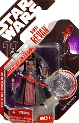 Darth Revan  Knights Of The Old Republic  Expanded Universe - Star Wars 30th Anniversary Collection von Hasbro