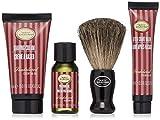 The Art Of Shaving Starter Kit - Sandalwood: Pre Shave Oil +
