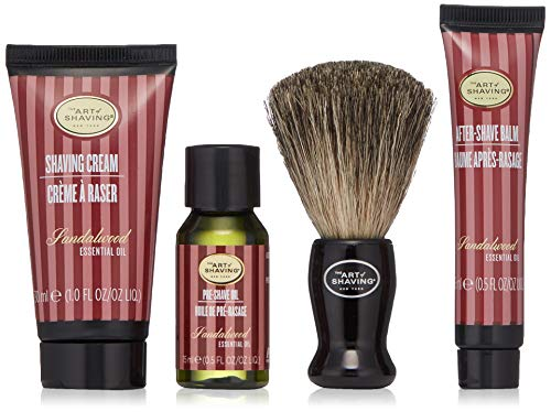 The Art of Shaving Shaving Kit for Men - 4 Elements of the Perfect...