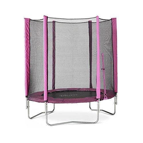 Plum Prodotti 1,8m Trampoline & Enclosure Pink