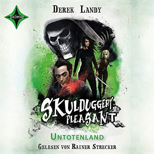 Untotenland cover art