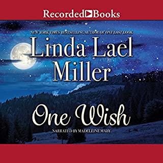 One Wish audiobook cover art