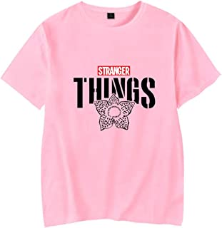 SERAPHY Trendy Television Series Tshirt New Season Character Cartoon Printed Summer Top