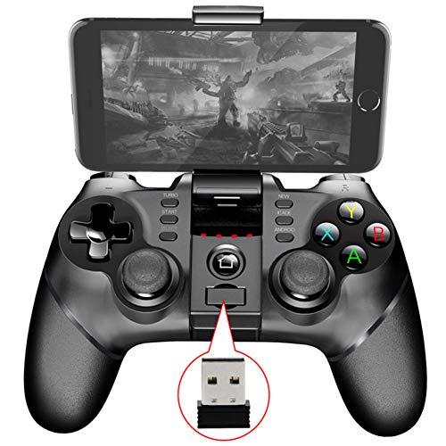DWGYQ Gamepad Bluetooth Inalámbrico Control de Juego con...