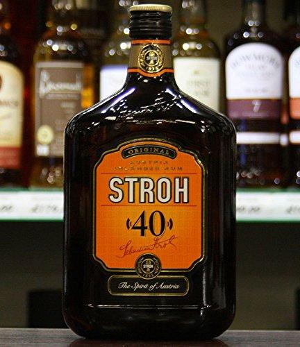 Stroh Rum Original 40% 0,7l
