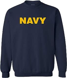 us navy crewneck
