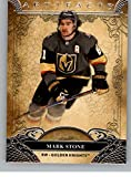 2020-21 Upper Deck Artifacts #30 Mark Stone Vegas Golden Knights Official NHL Hockey Trading Card From The UD Company in Raw (NM Near Mint or Better) Condition