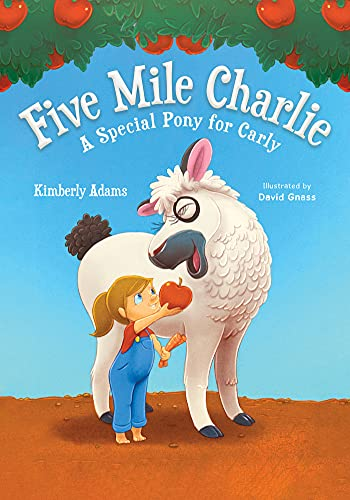 Five Mile Charlie: A Special Pony for Carly (English Edition)