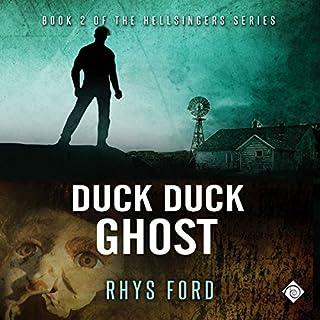 Duck Duck Ghost audiobook cover art