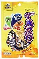 Taro タイの魚スナックスパイシーなフレーバー7.5G(12パック)