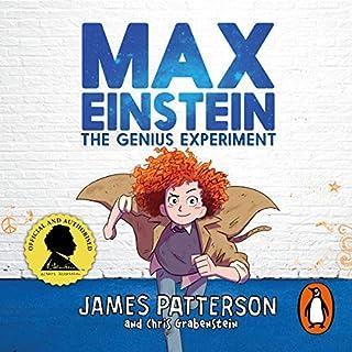 Max Einstein: The Genius Experiment cover art
