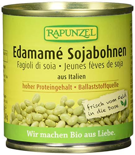Rapunzel Sojabohnen Edamamé, in der Dose, 200 g