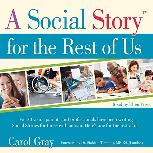 Couverture de A Social Story for the Rest of Us