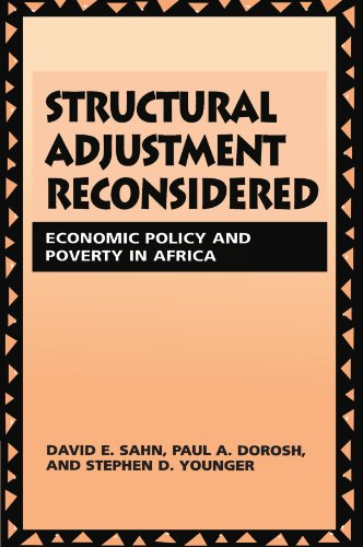 Compare Textbook Prices for Structural Adjustment Reconsidered: Economic Policy and Poverty in Africa  ISBN 9780521665131 by Sahn, David E.