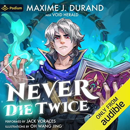 Never Die Twice Titelbild