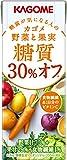 野菜と果実 糖質30%オフ 200ml