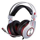 XIBERIA K5-D Over-Ear 3.5MM Casque Gaming Headset Pro Comfortable pour PC, PS4, Xbox...