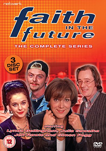 Faith in the Future - The Complete Series [DVD]