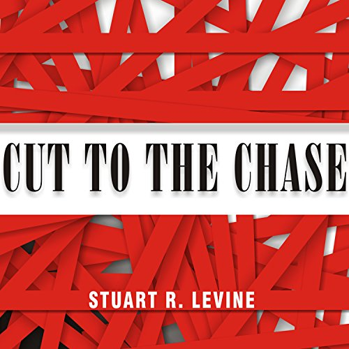 Cut to the Chase audiobook cover art