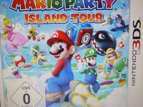 Nintendo Spiel Mario Party Island Tour für Nintendo 3DS/3DS XL