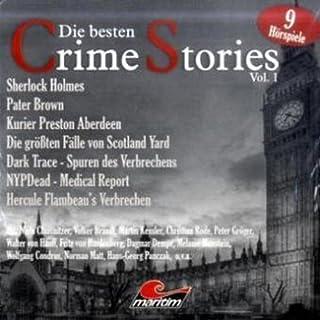 Die besten Crime Stories 1 Titelbild