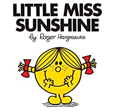 Little Miss Sunshine book and a sun craft activity from Clever Classroom