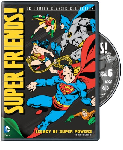 Legacy Of Super Powers
