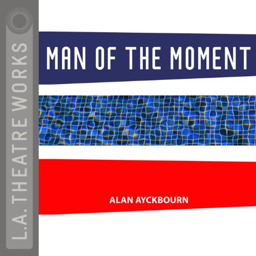 Man of the Moment audiobook cover art