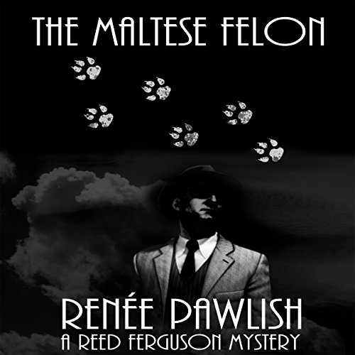 The Maltese Felon audiobook cover art