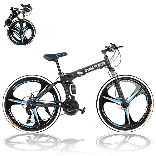 VANP Junior Adult Carbon Steel Full Mountain Bike Stone Mountain 26 Inch 21 Speed Bicycle Stock in US