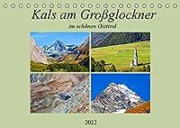 Kals am Grossglockner (Tischkalender 2022 DIN A5 quer): Impressionen aus Kals am Grossglockner im schoenen Osttirol (Monatskalender, 14 Seiten )