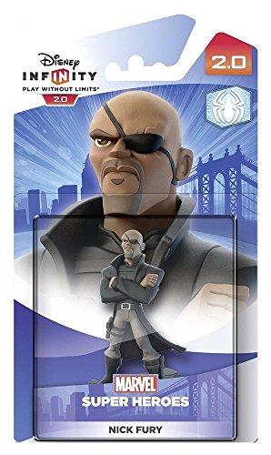 Disney Infinity 2.0: Einzelfigur - Nick Fury - [alle Systeme]