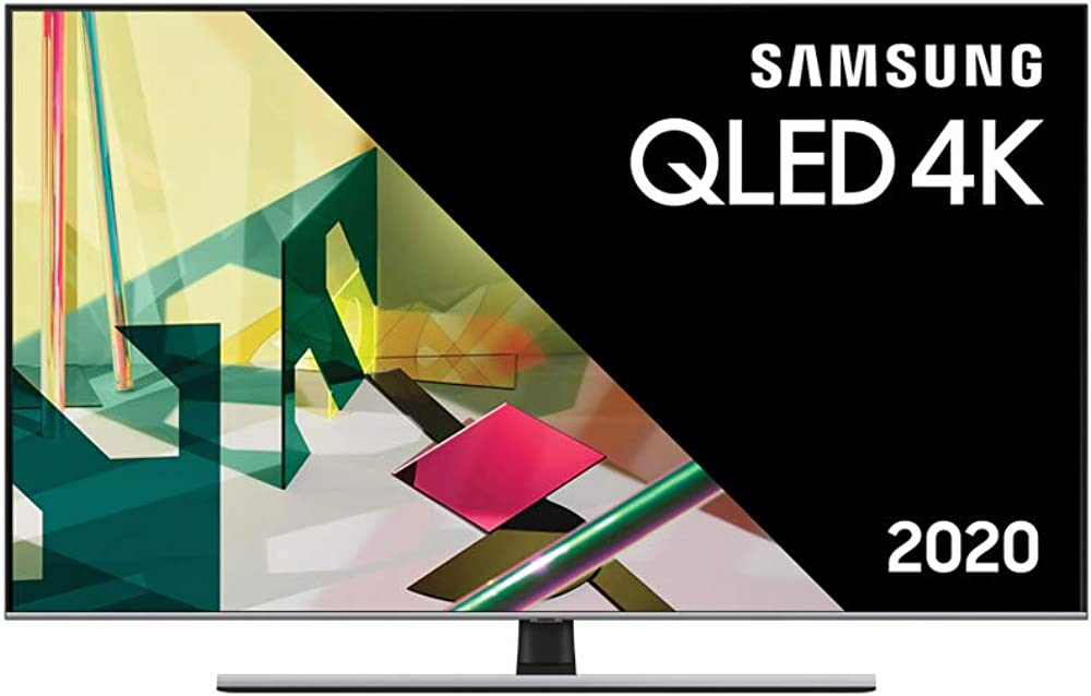 Samsung serie 7 smart tv qled 75 pollici - wi-fi 3840 x 2160 pixel Q77T
