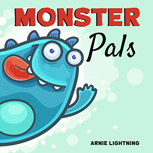 Monster Pals: Cute Rhyming Bedtime Story for Kids audiobook cover art