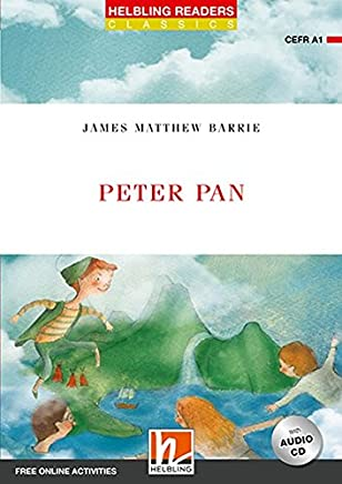 Helbling Readers Red Series. Classics. Level 1. Peter Pan con CD Audio. Level A1 [Lingua inglese]