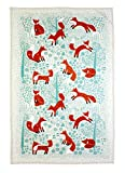 Ulster Weavers Foraging Fox Cotton Tea Towel