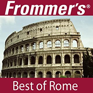 Frommer's Best of Rome Audio Tour cover art