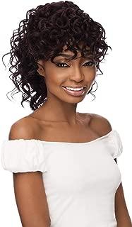 Best model model blunt bang and ponytail Reviews