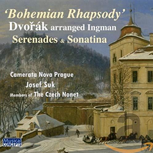 Suk/Camerata Nova Prague - Dvorak Serenades And Sonatinas