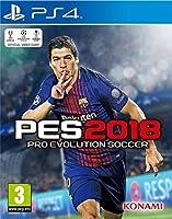 Pro Evolution Soccer 2018 (PS4) (輸入版)