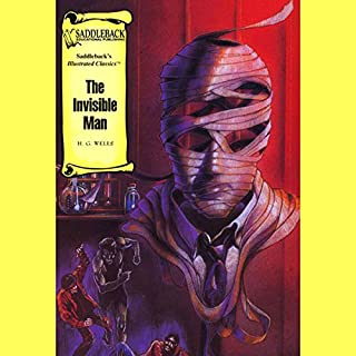 The Invisible Man                   By:                                                                                                                                 H. G. Wells                               Narrated by:                                                                                                                                 Saddleback Educational                      Length: 35 mins     Not rated yet     Overall 0.0