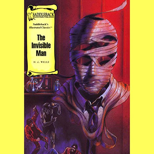 Couverture de The Invisible Man