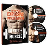 Men's Health New Rules of Muscle: The 28-Day Plan for Explosive Muscle Growth - 2 DVDs
