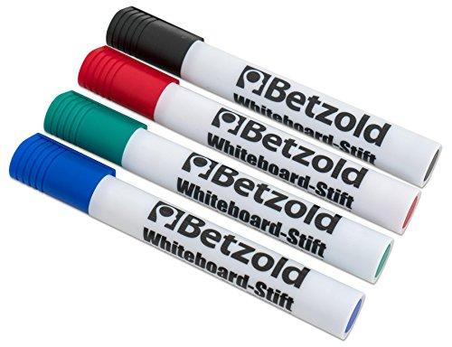 Betzold 754794 - Whiteboard-Marker - Stifte-Set Whiteboard-Stifte Board-Marker